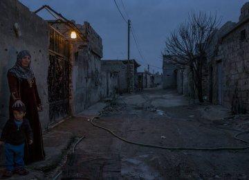 Film on Syrian Children of War