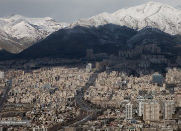 Iran: Housing Inflation Lags Behind Average CPI Rise