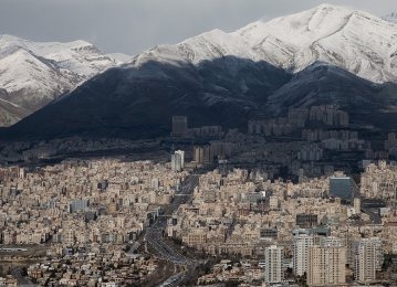 Rent Increases Over 25% Banned in Tehran