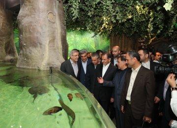 Aqua-Project Launched in  North Iran