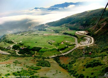 Ardabil's Potential to Serve  as Tourist Hub Underscored