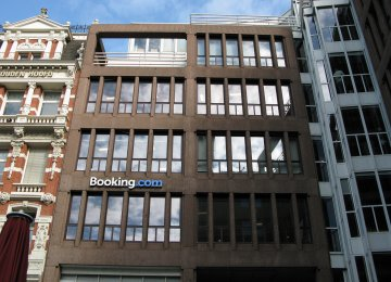 Booking.com is restricting its services for Iran following US withdrawal from JCPOA.