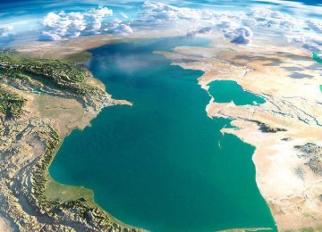 Systems Installed to Monitor Caspian Sea Waterline