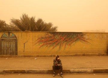 More Dust to Descend on Khuzestan