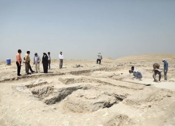 Age-Old Mosque Discovered in Khuzestan