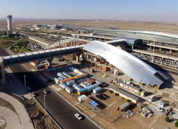 DOE Striving to Contain Odor  Along Tehran's Int'l Airport