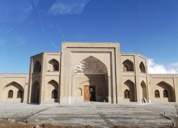 Payam Caravansary Turns Into Tourist Spot