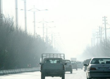 Pollution in the provincial capital of Yazd has reached more critical levels than in other cities of the province.