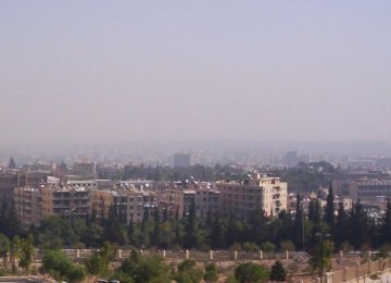 Air Pollution  Creeping Into Summers