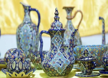 Iranian Handicrafts as 2018 World Cup Gifts