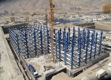 Iran: Construction Permits Increase by 9.8% YOY