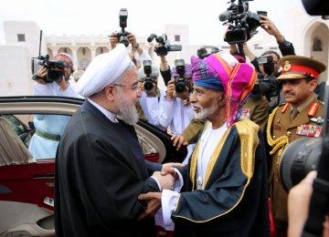 Iran-Oman Trade Sees 50% Rise