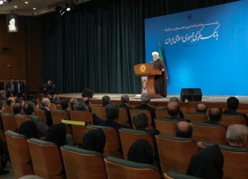 Rouhani Mounts Strong Defense of FATF Bills