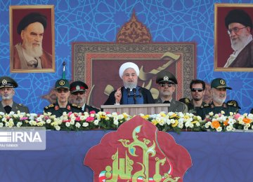 Rouhani Will Present Regional Security Initiative at UN