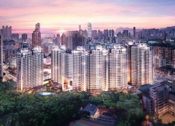 Hong Kong Property Prices High and Still Rising