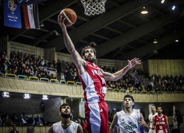 Iran won over Iraq 85-53 in the second leg clash at Azadi Sports Complex in February.