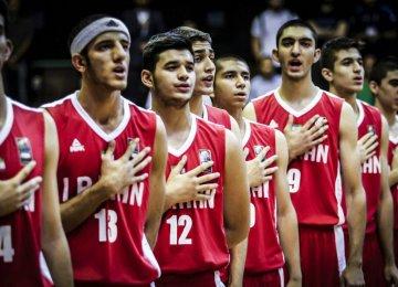 Iran Wins West Asian  Basketball Cup Unbeaten