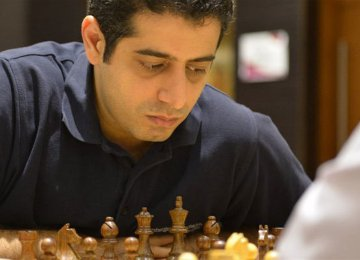 Ghaem-Maghami Crowned  at Nakhchivan  Chess Event