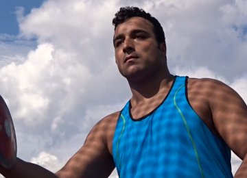 Discus Gold for Haddadi in US