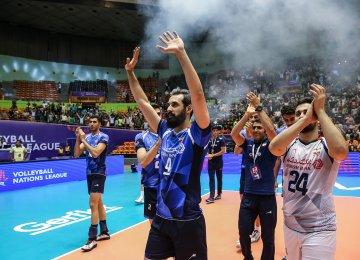 Iran Overcomes Bulgaria 3-1