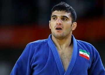 Mahjoub Wins Gold at Prague