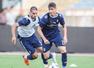 Team Melli Players Want More Friendlies, Facilities