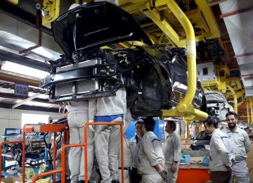 Iran Auto Production Slides