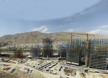 Tehran Residential Construction Material Costs Rise 50 Percent - Report