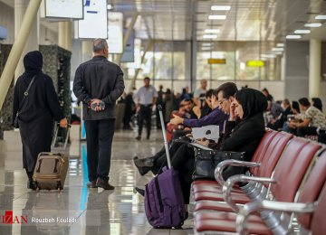 No Hike in Airfares, Hotel Fees in Nowruz Holidays