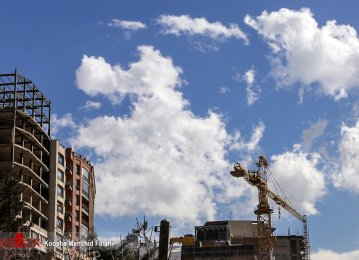 Tehran Construction Material Prices Rise 52% YOY in Autumn