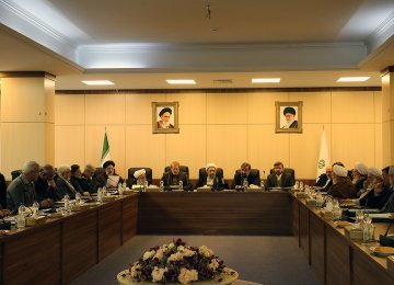 Iran's Expediency Council Defers Decision on Palermo Bill Till Next Week