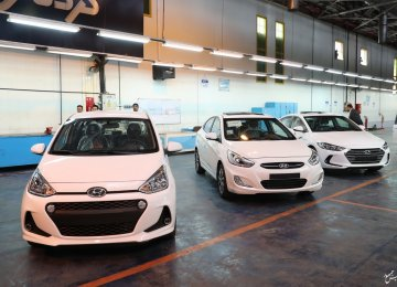 Kerman Motor Unveils Locally Produced Hyundai Accent Kerman Motor Unveils Locally Produced Hyundai Accent