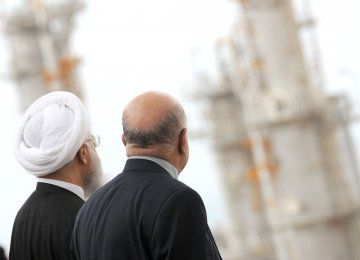 Projects Underway to Help Increase Iran's Petrochemical Output