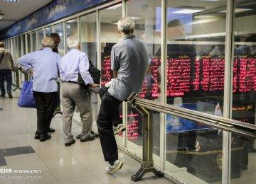 Tehran Stocks Rise 0.8%
