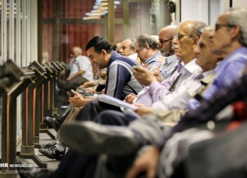 Tehran Stock Exchange Weekly Trade Up 48%