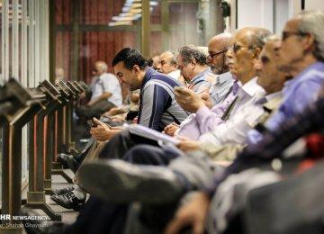 Tehran Stock Exchange Weekly Trade Up 48%