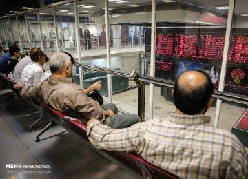 Tehran Stocks Fall as Oil Prices Remain Weak