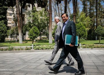 Iran Pursuing Options to SWIFT