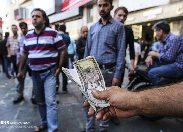 Tehran Forex Market Edges Up