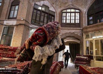 Carpet Exports Gaining Momentum