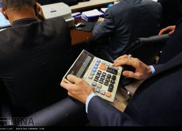 Iran Budget Deficit Widens 74% YOY