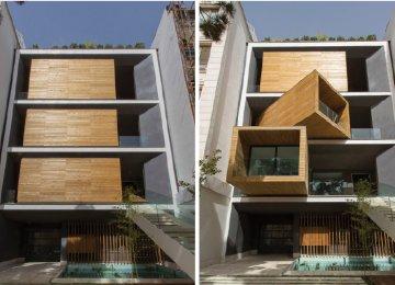 Iranian Architect Nominated  for England's Dorfman Award