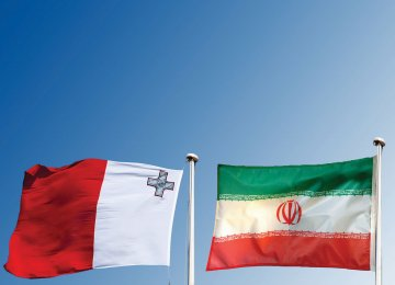 Iran registered $447,620 in trade deficit with Malta in 2017.