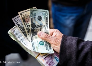 Forex Rates Unrestrained in Tehran Market