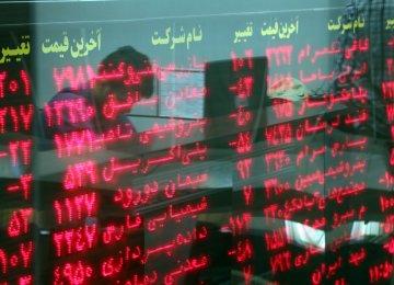 Tehran Stocks Plunge 2.7%