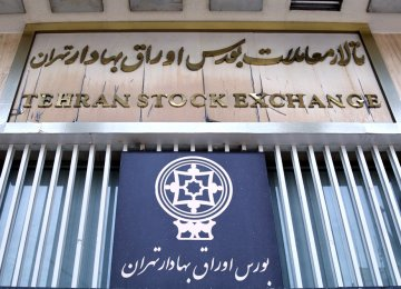 Tehran Stock Exchange Outperforms Int'l Peers