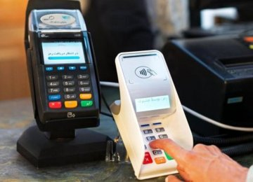 Electronic Payments Dwindle