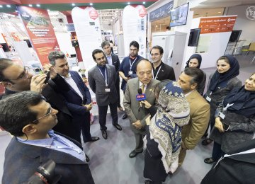 Iran at ITU Telecom World 2019