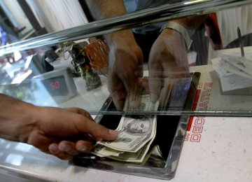Forex Rates Gain in Tehran Market