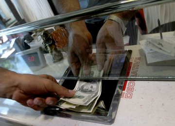 Forex Rates Decline Further in Tehran Market